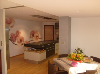 Rénovation Haut Rhin, cuisine, salles de bain